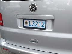 VW Transporter San Marino plate (crash71100) Tags: transporter vw volkswagen