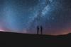 Too many stars here (Leo Hidalgo (@yompyz)) Tags: sahara merzouga marruecos morocco almaġrib desert night noche long exposure stars estrellas