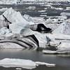 Contrast... (mau_tweety) Tags: ghiaccio ice austurland geotagged iceland isl fjallsjökull