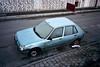 205 Rbx (michel nguie) Tags: michelnguie film analog street 205 peugeot car roubaix rbx cold
