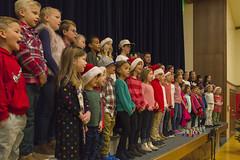 Kids Christmas Choir (aaronrhawkins) Tags: sing christmas choir song kids children church party celebration chorus stage group hymn boy girl holiday happy joshua loud practice provo utah aaronhawkins