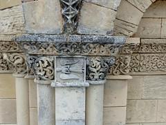 Gensac-la-Pallue - Saint-Martin (Martin M. Miles) Tags: gensaclapallue saintonge stylesaintonge poitevine poitou frieze poitoucharentes nouvelleaquitaine charente 16 france