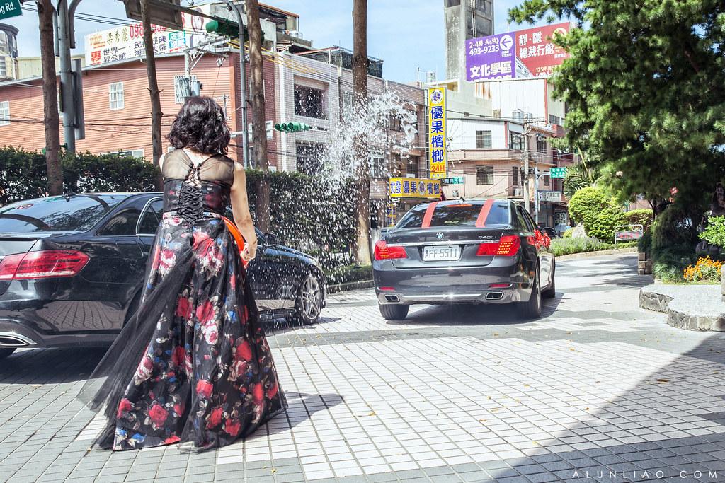 婚攝花輪Alun,中壢古華飯店,香江匯美食館,婚禮紀錄,桃園婚攝