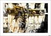 Contra los abusos, el cinturón (V- strom) Tags: piedra stone arquitectura arquitecture nikond700 nikon2470 nikon105mm nikon70300 texturas textures viaje travel portugal tomar tiempo time historia history ordendeltemple orderofthetemple templario templar convento convet castillo castle