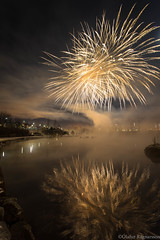 Fireworks (Ó.Guð) Tags: fireworks firework flugeldar flugeldasýning flugeldur óguð ogud olafurragnarsson ólafurragnarsson reflection speglun water vatn iceland ísland winter happynewyear gleðilegtár nýár