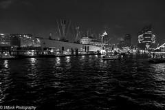 New Years Eve im Hamburg (vmonk65) Tags: feuerwerk hamburg nachtaufnahme sylvester newyearseve harbour hafen firework wasser water blackwhite bw schiff ship capsandiego einfarbig