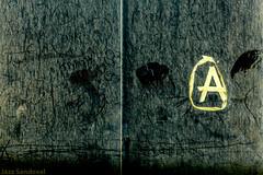 Geometria urbana. 034. Puerto del Rosario, Fuerteventura, diciembre 2017. (Jazz Sandoval) Tags: 2017 elfumador españa exterior enlacalle amarillo arquitectura abstracción búsquedas búsqueda contraste color canarias calle curiosidad colour curiosity city ciudad cristal digital day dìa desastre dos fotografíadecalle fotodecalle fotografíacallejera fotosdecalle fachada fuerteventura confusión geometría gráfico geometrías geometry green geometrìa graffiti graffitiart islascanarias ilustración jazzsandoval kaos luz light lines lineas letras negro nero una puertodelrosario streetphotography streetphoto verde ventana