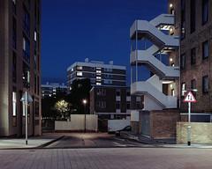 Southampton, 2017 ([Photom]) Tags: 120 6x7 75mm england hampshire newtopographics places southampton uk film kodakportra160 landscape mamiya mediumformat rz67 shift urban c41 color analog