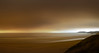 Pismo Beach Smoke! (byron bauer) Tags: byronbauer pismobeach california central coast pacific ocean beach sea water sky clouds painterly morning brown orange pall smoke wildfire coastline landscape seascape thomas