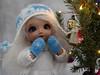 Russian Christmas Eve ✨ (Maram Banu) Tags: doll bjd fairyland littlefee baby tiny marambanu rara