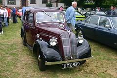 """Union Jack Pennant"". 1939 Standard Flying Nine. Moffat Classic Weekend. (Yesteryear-Automotive) Tags: standard flying nine 9 motorcar car moffat classic weekend scotland"