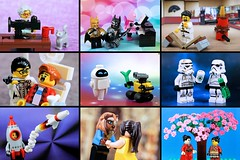 2017: My third year at Flickr (Lesgo LEGO Foto!) Tags: 2017 legography toyphotography toys lego minifig minifigs minifigure minifigures collectible collectable legophotography omg toy fun love cute coolminifig collectibleminifigures collectableminifigure