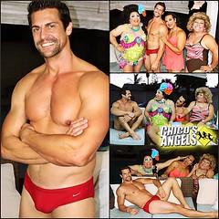 Luke (danimaniacs) Tags: chicosangels shirtless hunk facebooklive speedo trunks kaysedia chitaparol friedalaye
