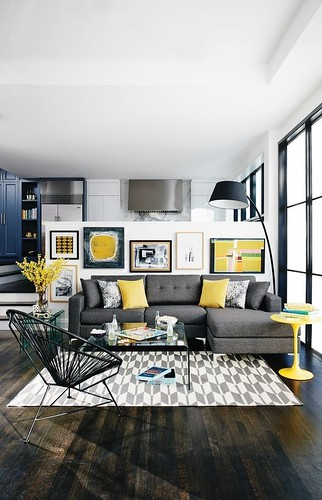 Living Room  : Beautiful decorating with amazing furniture. Nice Home Decor.  Fashion.Hr Style ...
