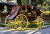 Wells Fargo on Maylin (Thad Zajdowicz) Tags: leica zajdowicz pasadena california availablelight lightroom roseparade street wellsfargo stagecoach transportation color red yellow colour outside outdoor urban city road wheel