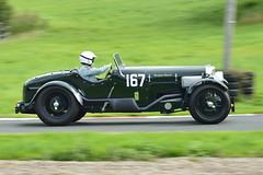 Hill climb (Andrew-Jackson) Tags: vintagecars sportscars bentley transport