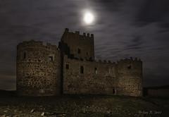 El Castillo (Luis R.C.) Tags: castillos nocturnas paisajes edificios ruinas nikon d610 toledo mazarambroz