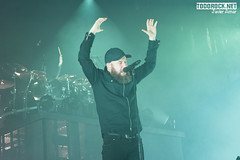In Flames @ Wizink Center, Madrid