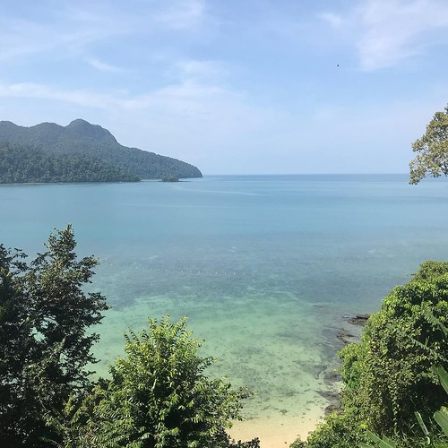 Another day in paradise at @theandaman . #spg #spglife #starwood #hotel #luxuryhotel #travel #luxurytravel #theluxurycollection #malaysia #langkawi