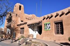 New Mexico Museum of Art (jpellgen (@1179_jp)) Tags: nmmoa newmexico santafe sf nm 2017 winter december art museum artmuseum travel nikon d7200 sigma 1770mm historicdistrict southwest usa america