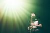 (Fer Svengali) Tags: irregularroots zaragoza live concierto reggae roots dub band sax saxophone saxofón tenor verde luz