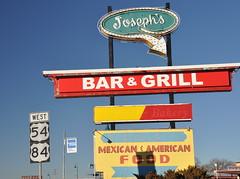 Santa Rosa, New Mexico (Evan Lowenstein) Tags: route66 motherroad newmexico landofenchantment barandgrill restaurant santarosa