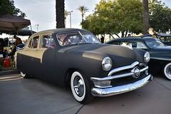 Mooneyes X-Mas Party 2017 (USautos98) Tags: 1949 ford shoebox hotrod streetrod custom rockabilly