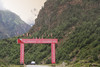 On the road - Tibet, China (cattan2011) Tags: 中国 西藏 china tibet traveltuesday travelphotography travelbloggers streetpicture streetphotography streetphoto streetart mountainside mountains mountainscape natureperfection naturephotography nature landscapephotography landscape