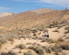 017 Control Hunting (saschmitz_earthlink_net) Tags: 2017 california orienteering redrockcanyon statepark laoc losangelesorienteeringclub mojavedesert desert kerncounty elpasorange