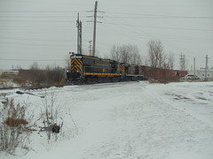 DSC00778 (mistersnoozer) Tags: lal train railroad locomotive alco c425 shortline rs36