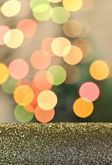 2017 Sydney: Merry Christmas Bokeh (dominotic) Tags: 2017 christmas macromondays memberschoicebokeh gold pink yellow green orange seasonal macro bokeh circle sydney australia