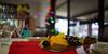 Festive Fruit (AFracturedCrown) Tags: 52project2017 lightbox fruit macro closeup bokeh oof