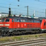 218 463-8 DB Regio München Ost 28.10.11 thumbnail