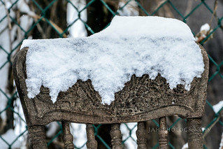 Icing On A Chair
