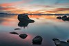 Bonsai Glass (Mario Marez) Tags: laketahoe bonsairock sonya7sii tahoe tahoesunset samyang24mm