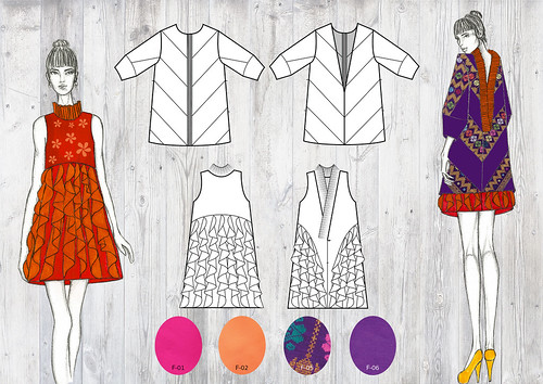 Bali-inspired Collection - Ethnic Bloom