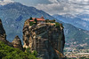 Meteora- (karen's images) Tags: mountain meteora monastery