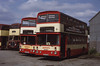 JKW 298W: Harpur, Derby (chucklebuster) Tags: jkw298w jkw281w harpurs leyland atlantean alexander stotts sypte south yorkshire transport