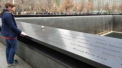 Why I'm Here (Bryan Bree Fram) Tags: 911 memorial worldtradecenter