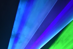 Seconds speed laser (k-o-m-a-n-e-k-o) Tags: nikon d750 smoke night sky lake haruna takasaki gunma japan laser beam ray 光 煙 夜空 榛名 高崎 群馬 光線 筋
