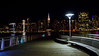 Muelle / Pier (López Pablo) Tags: pier river hudson manhattan skyline new york panorama night skyscraper building nikon d7200 urban city