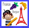 It's a Balloon World After All - France (magirob) Tags: france bonjour balloonworld eiffel tower croissant frenchman paris balloon art balloons twisting baguette french bowtie balloonguy rob driscoll weekly week around world
