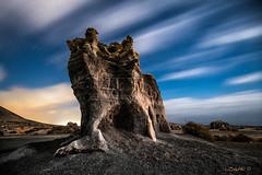 Roots II. (darklogan1) Tags: volcanic lanzarote canary islands clouds nightphotography teguise stars logan darklogan1 sony ilce7rm2 canon 1635 f4 metabones ashes landscape sky
