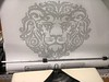 Leon (elartistadelamaquinadeescribir) Tags: leon maquinadeescribir manualidad diseño arte dibujo dibujar mecanografia artesanias