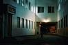 ... (june1777) Tags: snap street seoul bukchon gyedong night light kyocera contax n1 carl zeiss n planar nplanar 85mm f14 fuji superia xtra 400