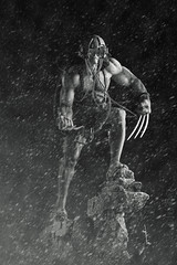Weapon X | Statue | Bowen Designs (leadin2) Tags: statue marvel bowendesigns bowen designs comics canon 2017 wolverine logan xmen weaponx weapon x blackandwhite black white