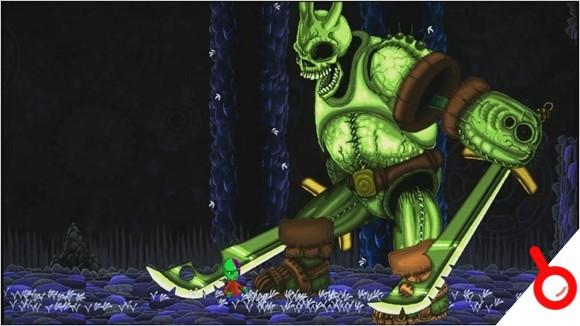 惡魔城類動作遊戲《噩夢男孩》發售日正式公布