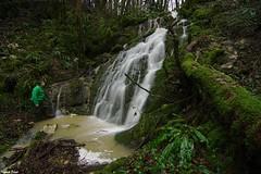 Cascade en amont du ruisseau de la côte Mehaut - Ivrey - Jura (francky25) Tags: cascade en amont du ruisseau de la côte mehaut ivrey jura franchecomté