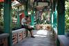 Snooze (ah.b|ack) Tags: sony a7ii a7mk2 hong kong wong tai sin temple good wish garden snooze nap street 7artisans 50mm f11 wide open