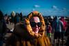 PolarBearPlunge2018-6(NY) (bigbuddy1988) Tags: people portrait photography blue sky woman brooklyn nyc usa new art yellow coneyisland newyork beach polarbearplunge2018 nikon d800